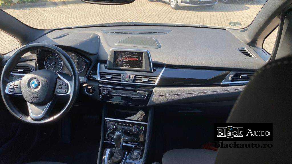 BMW 218 d, 2.0 DIESEL , 150 CP , AUTOMATA,2015